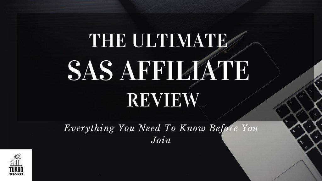 SAS Affiliate Program