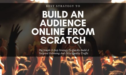 Best Strategy To Build An Audience Online Starting From Scratch (Simple 3-Step Strategy)